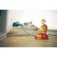 12 USB Buddha